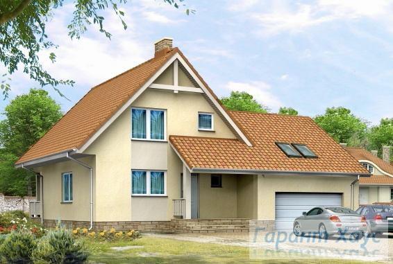 Проект одноквартирного дома № 269