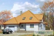 78-proekt.ru - Проект Одноквартирного Дома №138.  Вид №1
