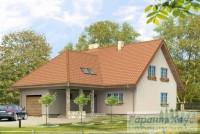 Проект одноквартирного дома № 228