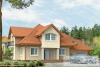 Проект одноквартирного дома № 36