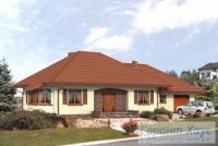 Проект одноквартирного дома № 124