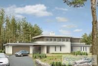 Проект одноквартирного дома № 30