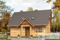 Проект одноквартирного дома № 172