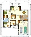 78-proekt.ru - Проект Одноквартирного Дома №143.  План Первого Этажа