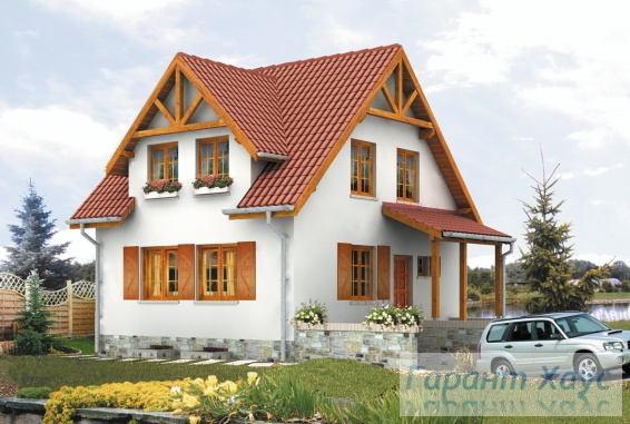 Проект одноквартирного дома № 178