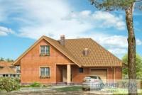 Проект одноквартирного дома № 330