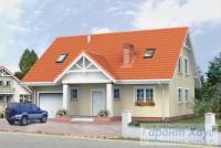 Проект одноквартирного дома № 49
