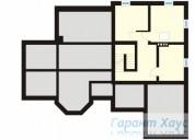 78-proekt.ru - Проект Одноквартирного Дома №105.  План Подвала