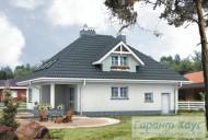 78-proekt.ru - Проект Одноквартирного Дома №66.  Вид №2