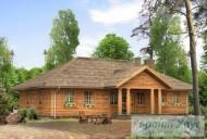 78-proekt.ru - Проект Одноквартирного Дома №236.  Вид №2