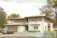 Проект одноквартирного дома № 22