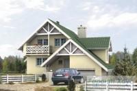 Проект одноквартирного дома № 252
