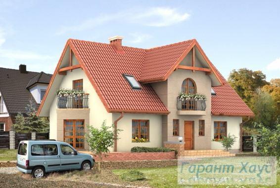 Проект одноквартирного дома № 41