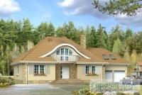 Проект одноквартирного дома № 326