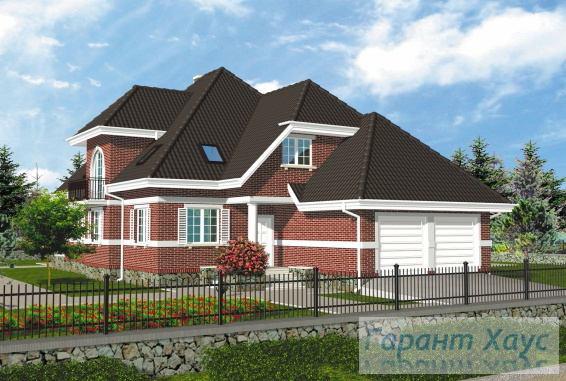 Проект одноквартирного дома № 199
