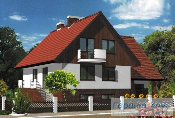 Проект одноквартирного дома № 296