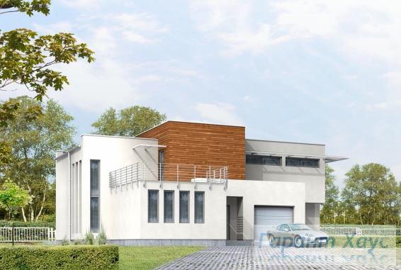 Проект одноквартирного дома № 183