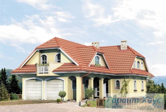 Проект одноквартирного дома № 46
