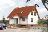 78-proekt.ru - Проект Одноквартирного Дома №171.  Вид №1