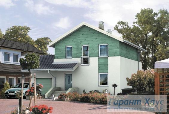 Проект одноквартирного дома № 303