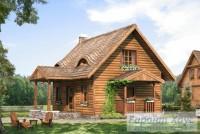 Проект одноквартирного дома № 11