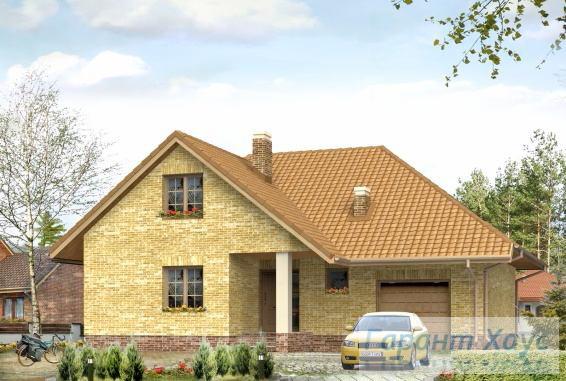 Проект одноквартирного дома № 328