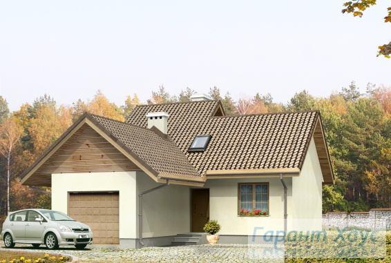 Проект одноквартирного дома № 262