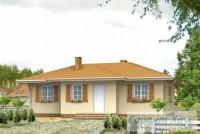 Проект одноквартирного дома № 47
