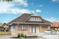 Проект одноквартирного дома № 133