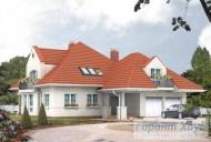 78-proekt.ru - Проект Одноквартирного Дома №214.  Вид №1