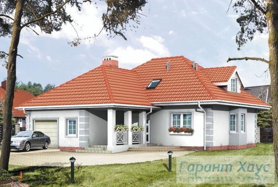 Проект одноквартирного дома № 230