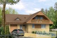 Проект одноквартирного дома № 260
