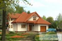 Проект одноквартирного дома № 106