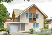 Проект одноквартирного дома № 276