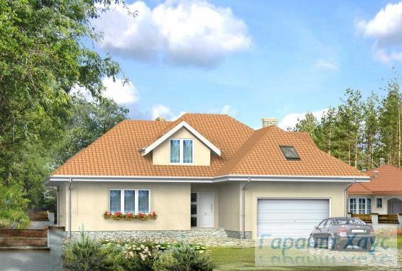Проект одноквартирного дома № 149