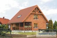 Проект одноквартирного дома № 182