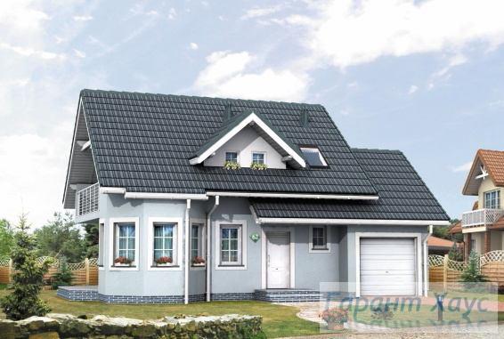 Проект одноквартирного дома № 145