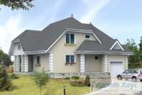 Проект одноквартирного дома № 27