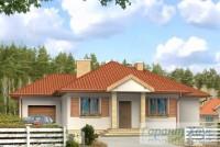 Проект одноквартирного дома № 100