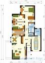 78-proekt.ru - Проект Одноквартирного Дома №250.  План Первого Этажа