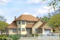 Проект одноквартирного дома № 105