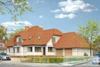 Проект одноквартирного дома № 266