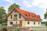 78-proekt.ru - Проект Одноквартирного Дома №137.  Вид №2