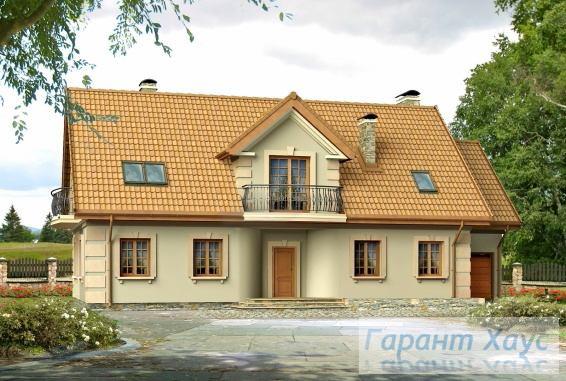 Проект одноквартирного дома № 157