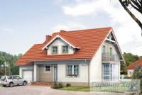 Проект одноквартирного дома № 57