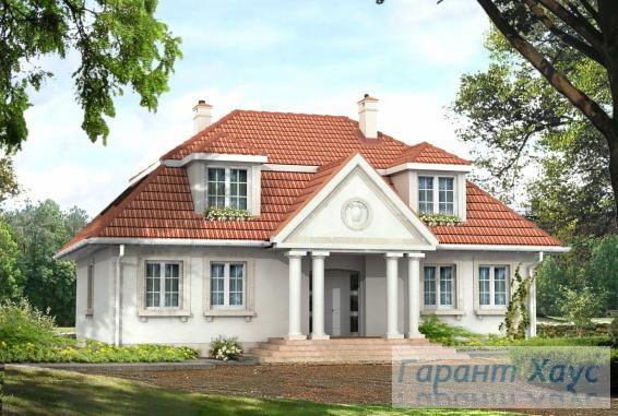 Проект одноквартирного дома № 222