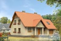 Проект одноквартирного дома № 91