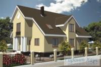 Проект одноквартирного дома № 297