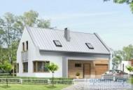 78-proekt.ru - Проект Одноквартирного Дома №175.  Вид №1