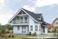 78-proekt.ru - Проект Одноквартирного Дома №145.  Вид №2